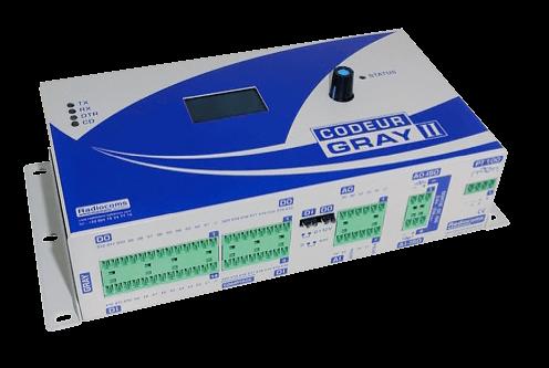 Codeur GRAY II par RADIOCOMS SYSTEMES