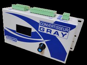 Convertisseur GRAY par RADIOCOMS SYSTEMES